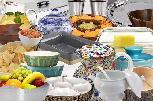 20 Types Of Serving Dishes