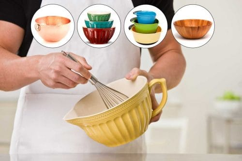 9 Types of Mixing Bowls You Should Know