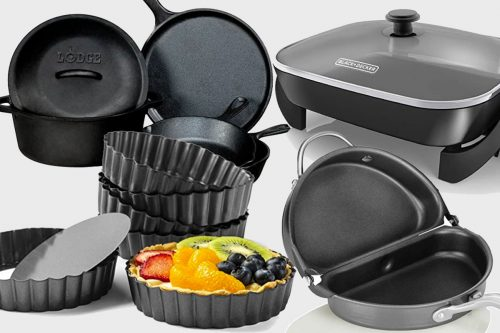 Types Of Pots And Pans