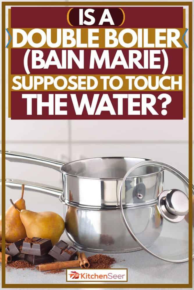 45++ Bain marie glass bowl trends