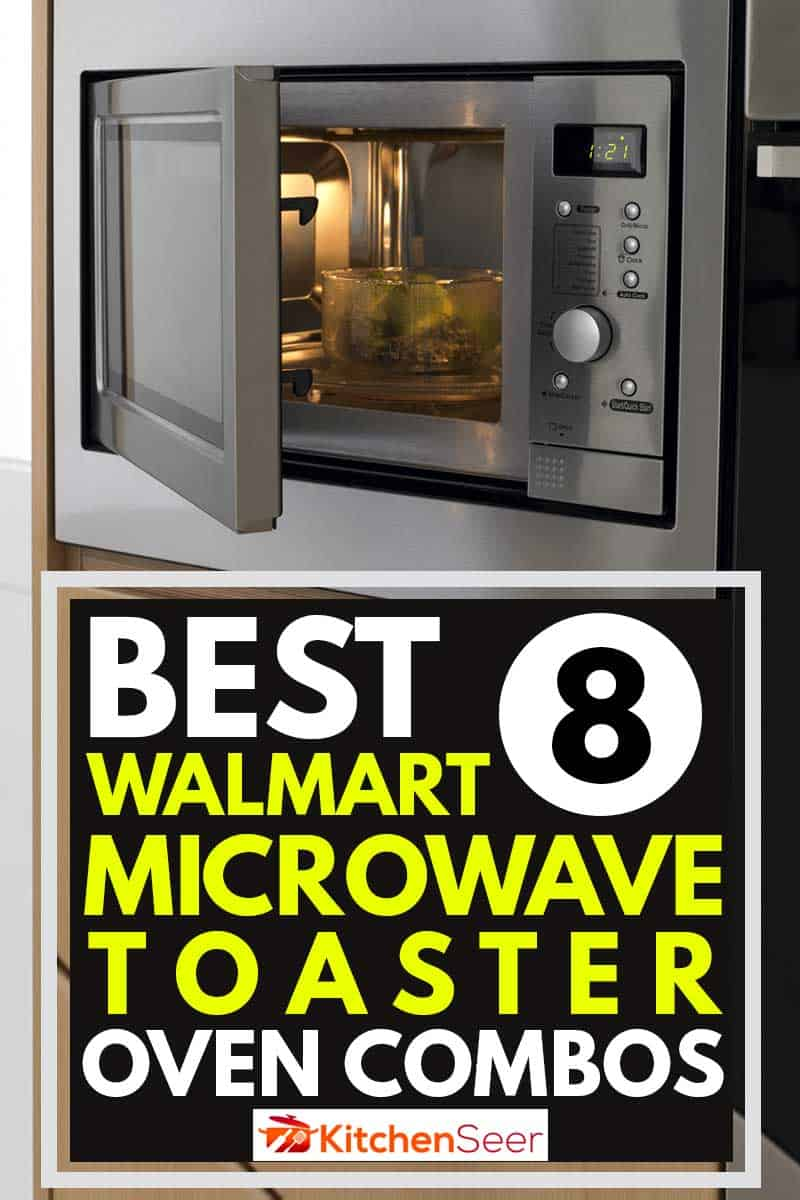 Grey Microwave oven you can buy in walmart, Best 8 Walmart Microwave Toaster Oven Combos