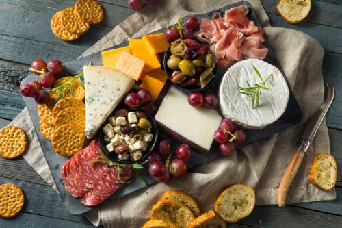What Do You Serve With Cheese Boards?