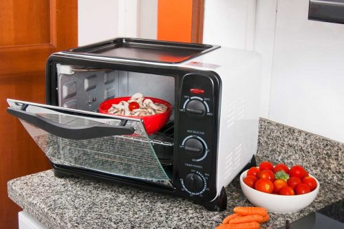 Where to Put a Toaster Oven in a Small Kitchen?