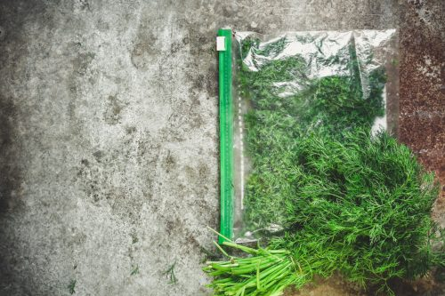 Are Ziploc Bags Airtight? [And how to make them so]