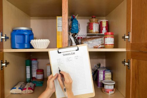How to Stock a Pantry For a Year [Steps and food lists]