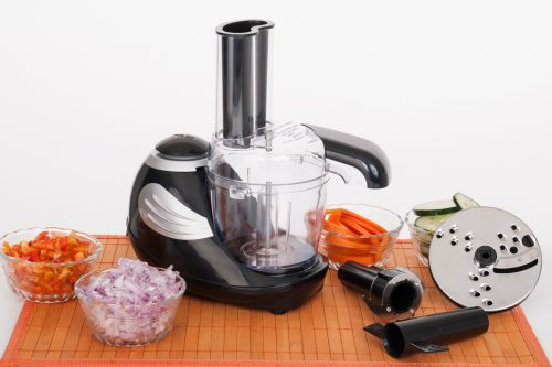 Can You Dice Vegetables In A Food Processor?