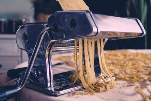 How To Sharpen A Pasta Machine