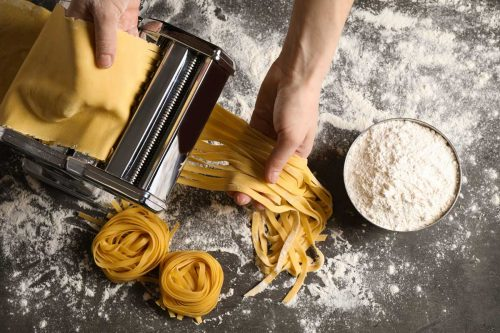 Dough Stuck In Pasta Machine – What To Do?