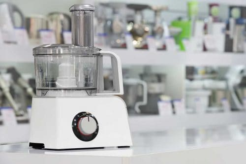How to Store Food Processor Blades