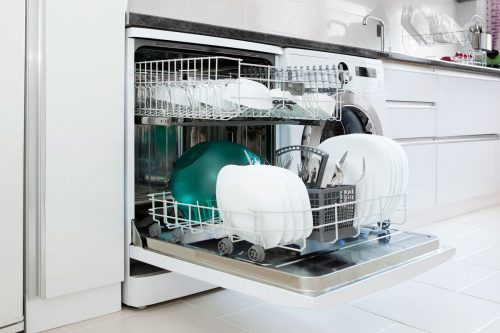 How Wide Is A Standard Dishwasher?