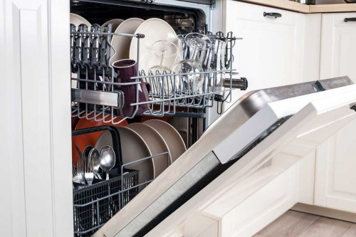 Read more about the article How Heavy Is A Residential Dishwasher?