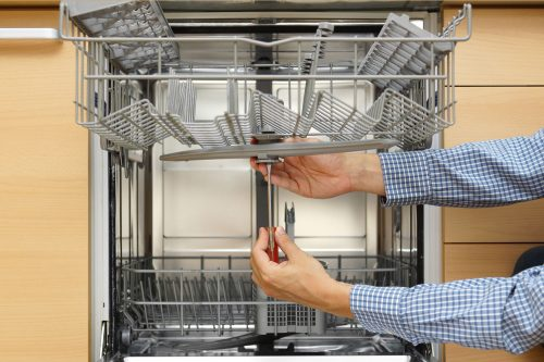 KitchenAid Dishwasher Stops Mid-Cycle – What To Do?