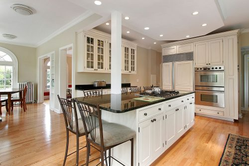 Read more about the article 12 Types of Kitchen Islands