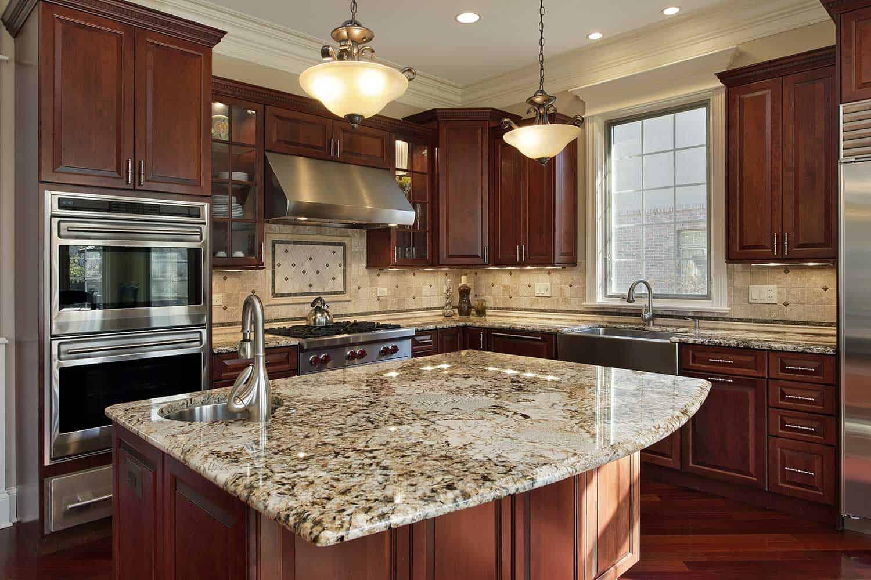 Granite Refinishing How To Get Countertops Shine Again Kitchen Seer