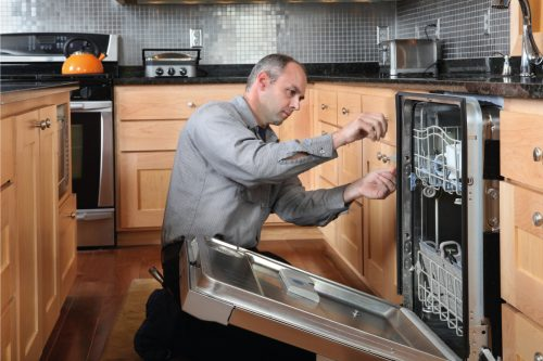 Whirlpool Dishwasher Not Spraying Water – What To Do?