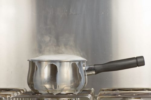 What Type of Pot is Best for Boiling Milk?