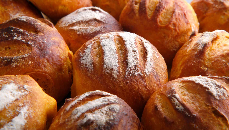 Baked Sweet Potato Bread