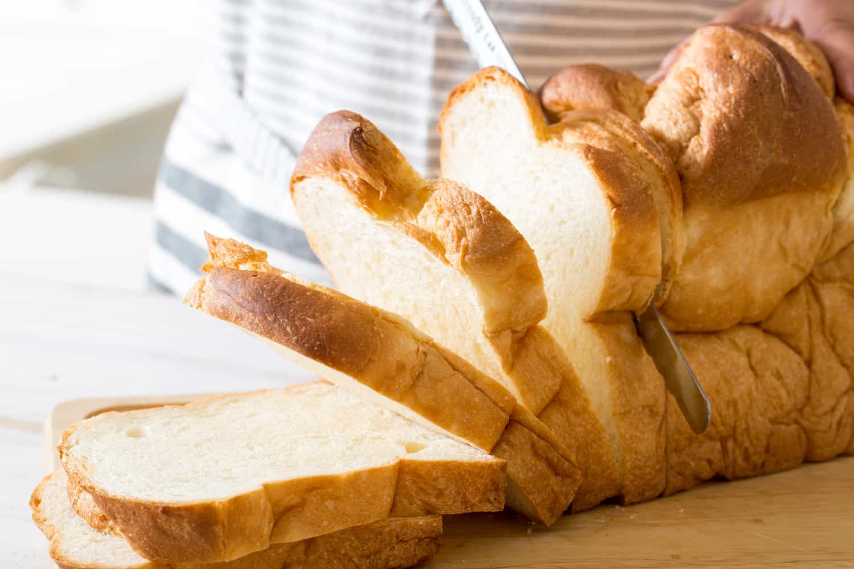Plain bread, plain sliced bread, plain loaf bread, plain amish white bread
