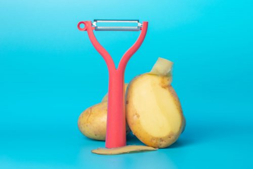 8 Types of Potato Peelers