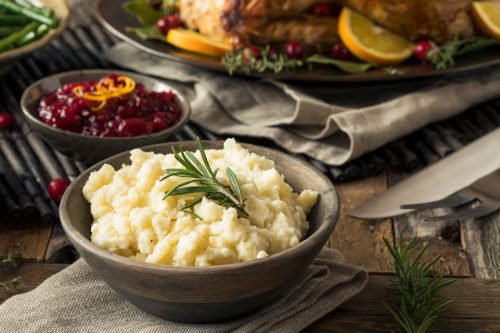 What To Substitute For Milk In Mashed Potatoes