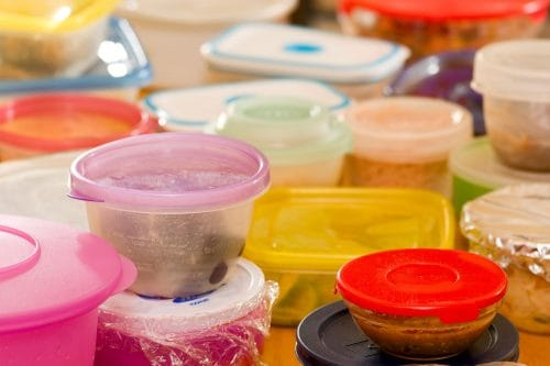 Can Rubbermaid Containers Be Frozen?
