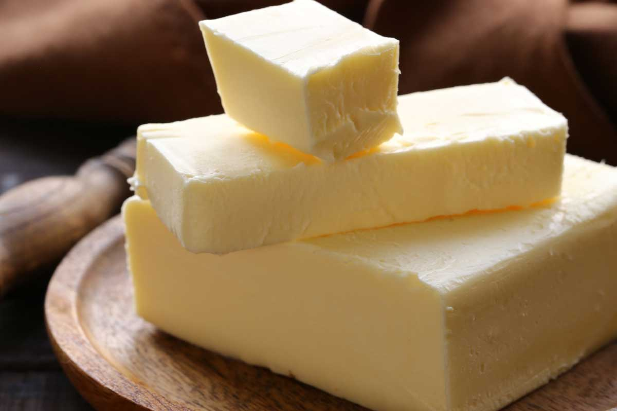Natural organic butter for breakfast, Does Butter Get Moldy? [And What To Do If That Happens]