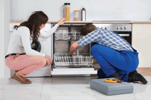 Read more about the article Samsung Dishwasher Won't Drain – What To Do?