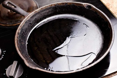 What Oil Is Best For Cast Iron Cooking?