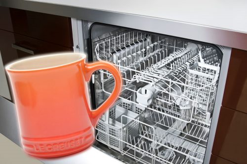 Can Le Creuset Mugs Go In The Dishwasher?