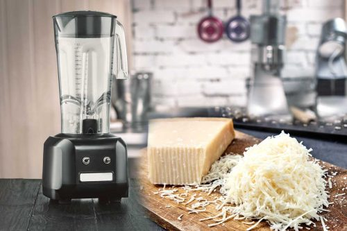 Can You Grate Cheese In A Blender?