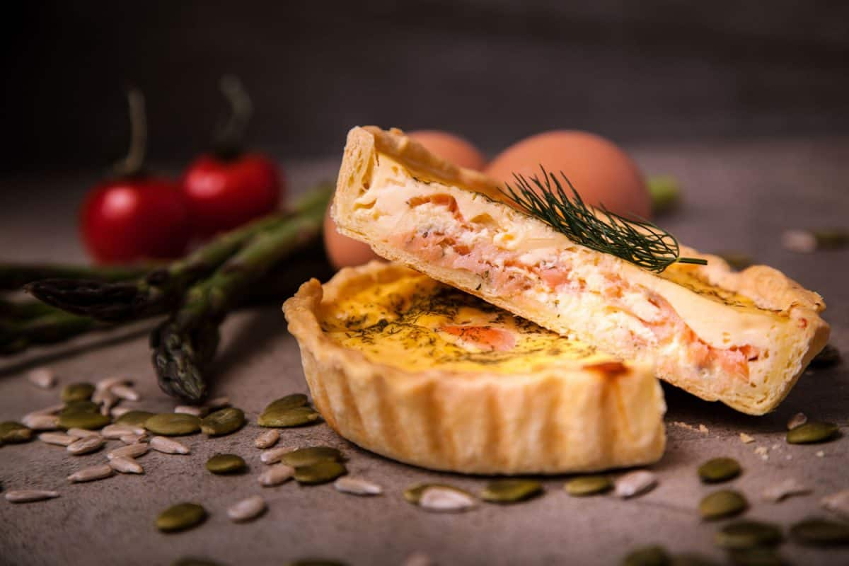 Leek quiche and quiche lorraine, What Can I Substitute For Milk In Quiche?