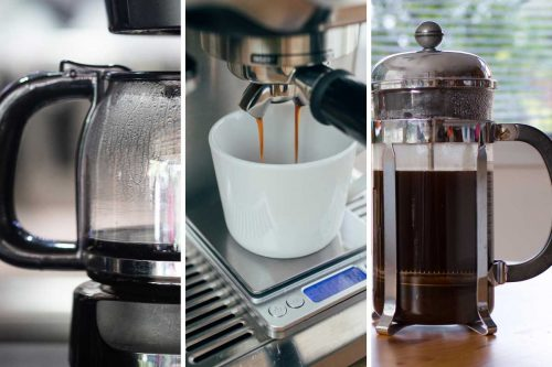 Read more about the article Coffee Maker Vs Espresso Maker Vs French Press – What Are The Differences?