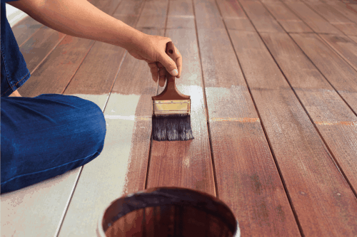 Read more about the article How To Paint The Kitchen Floor [A 5-Step Process]