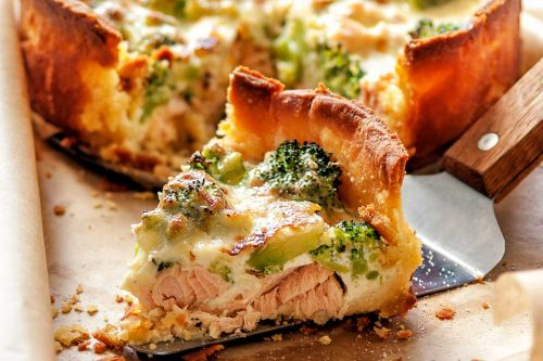 Read more about the article What Vegetables Can Go In A Quiche?