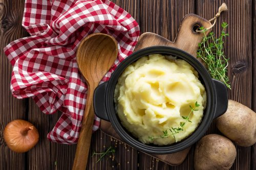 Read more about the article Should Mashed Potatoes Be Lumpy?