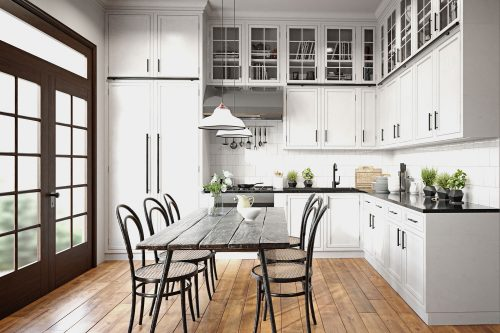 Read more about the article How High Should Kitchen Wall Cabinets Be From The Floor?