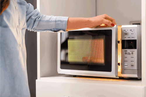 Read more about the article How To Clean Inside A Microwave [A Complete Guide]