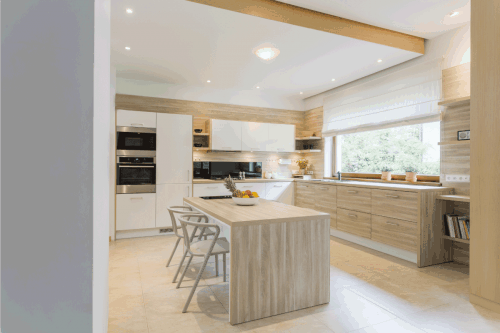 Read more about the article Should Kitchen Floor Match Worktop Or Cabinets?