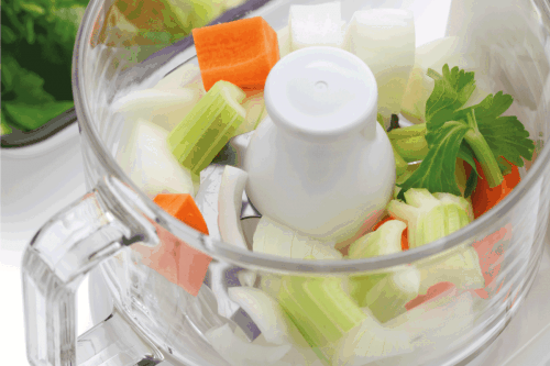 Read more about the article Can You Blend Soup In A Food Processor?