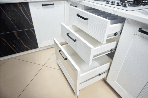 Read more about the article How Far Do Kitchen Drawers Come Out?