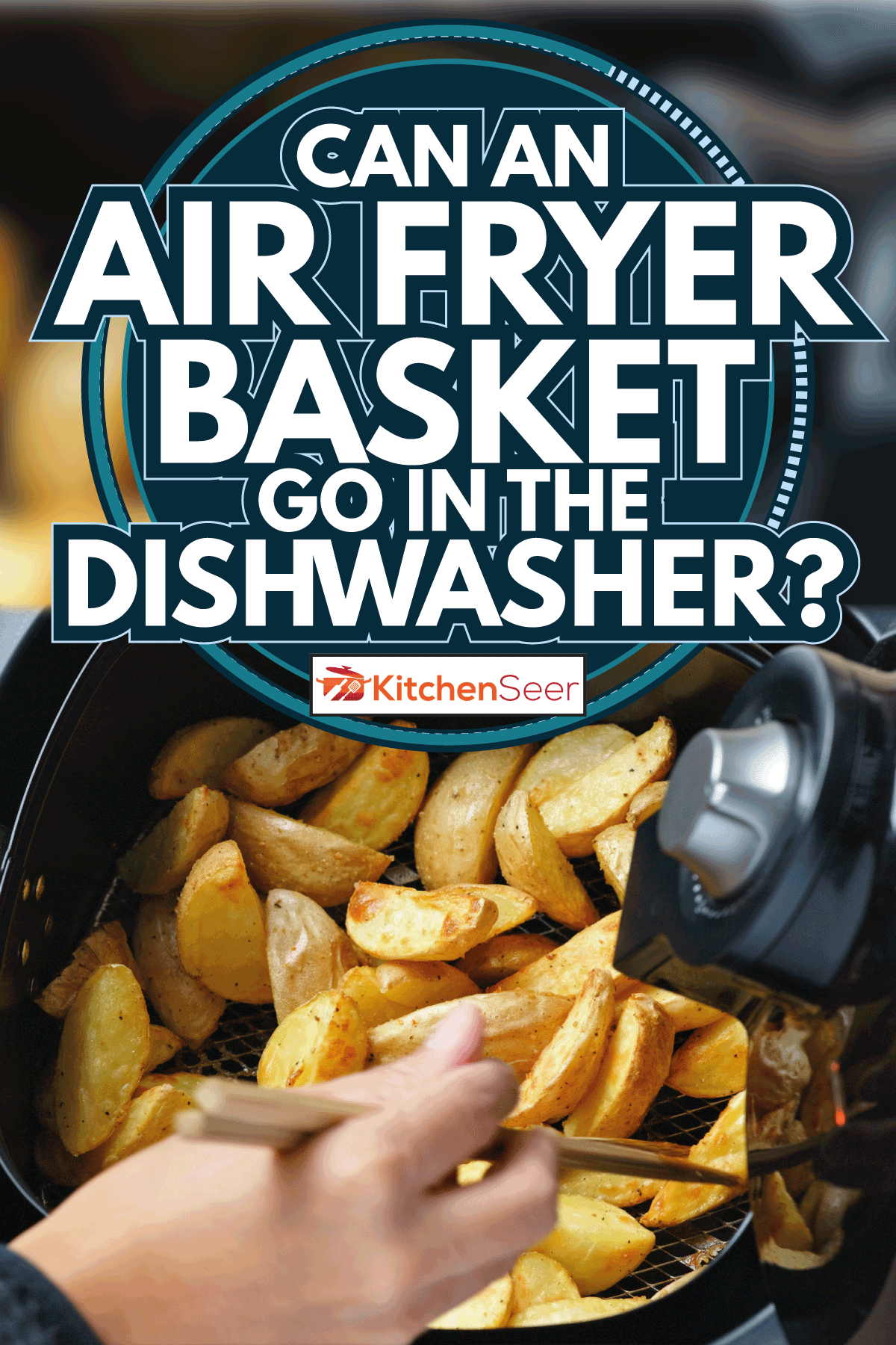 Air fryer homemade grilled potato. Can An Air Fryer Basket Go In The Dishwasher