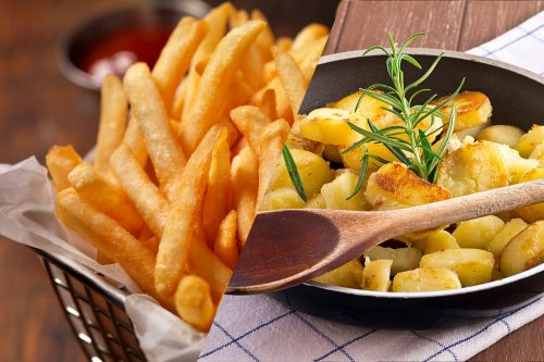 Read more about the article French Fries Vs American Home Fries – What's The Difference?