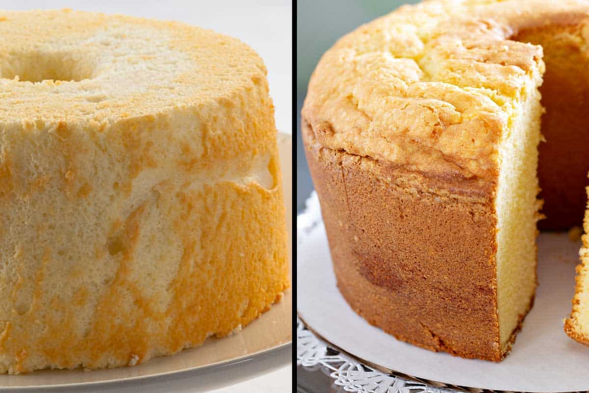 Angel food cake and pound cake comparison, Angel Food Cake Vs Pound Cake: What's The Difference?