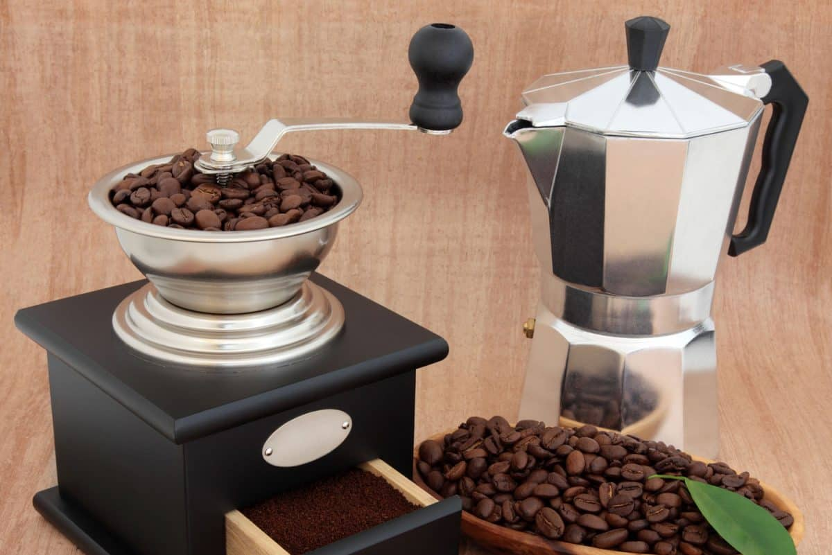Coffee beans with percolator, How Much Coffee To Put In A Percolator