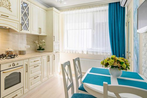 Read more about the article 8 Types Of Kitchen Curtains To Know