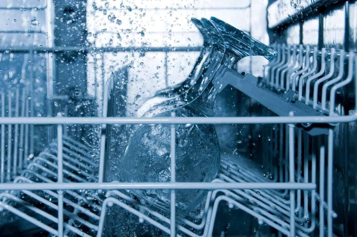 Dishwasher washing